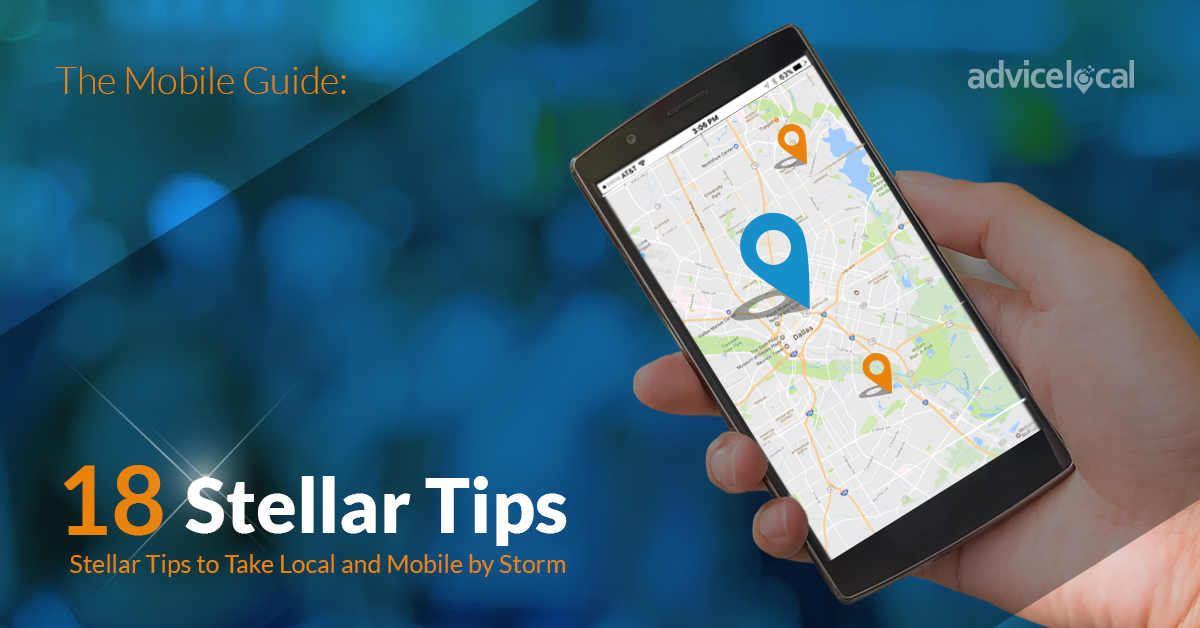 18 Local and Mobile Tips