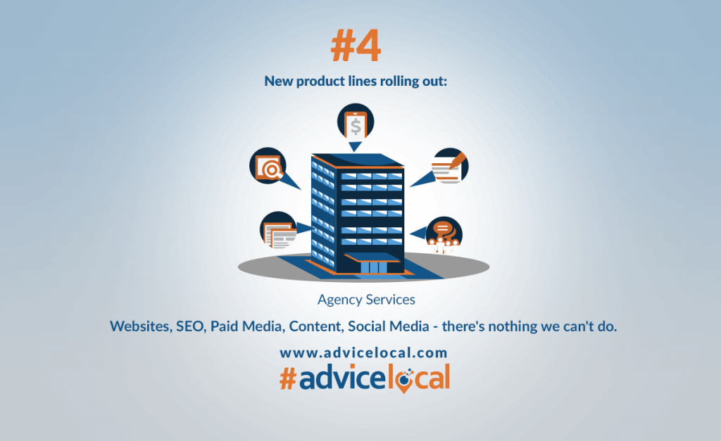advice local agency services