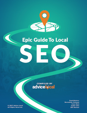 Epic Guide to Local SEO Cover