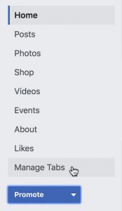 facebook-page-manage-tabs