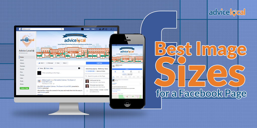 Facebook home page picture size.