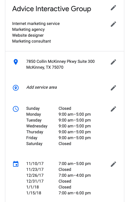 Learn How to Add Google My Business Hours