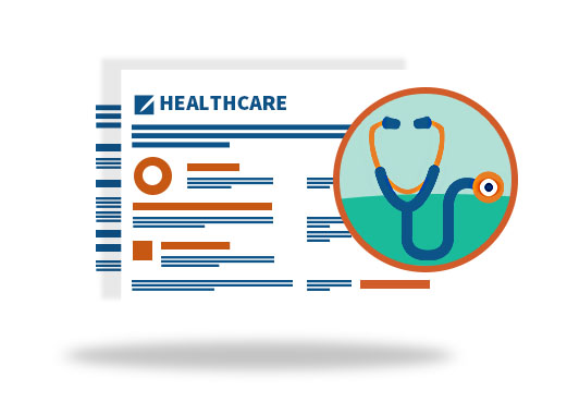 Healthcare local citation submission