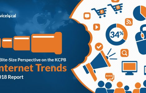 A Bite-Size Perspective on the KPCB Internet Trends 2018 Report
