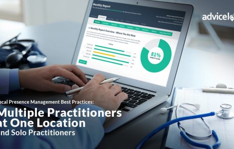 Local Presence Management Best Practices: Multiple Practitioners at One Location and Solo Practitioners