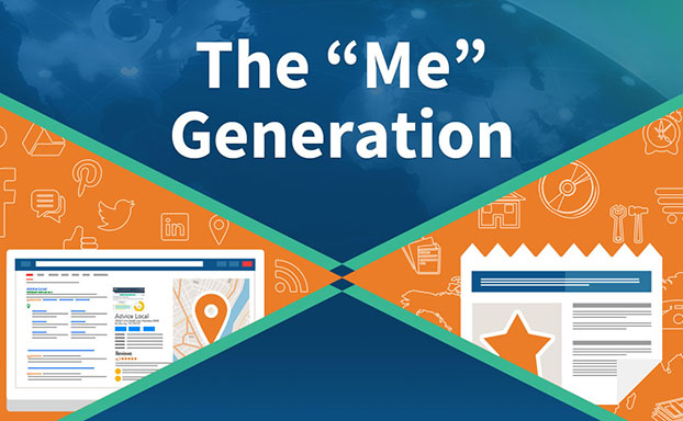 "How Serving the ""Me"" Generation in Real-Time Is a Win for Local Businesses"