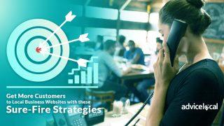 Local Business Website Traffic Strategies