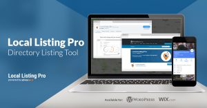Local Listing Pro – a WordPress Plugin and Wix Web App