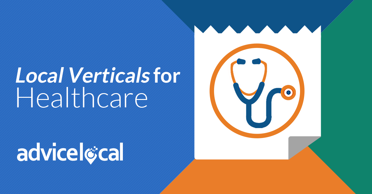Local Verticals for Healthcare