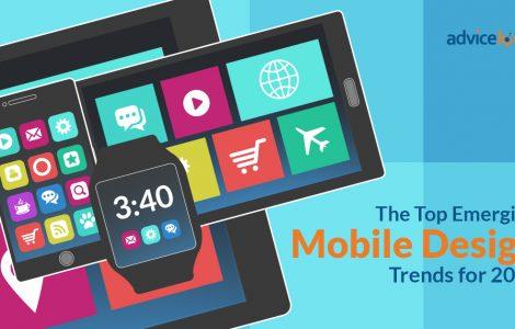 Mobile Design Trends FB