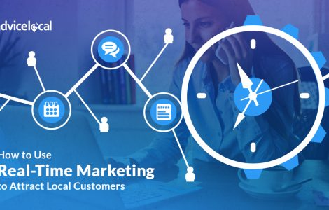 How to Use Real-Time Marketing for Local Businesses