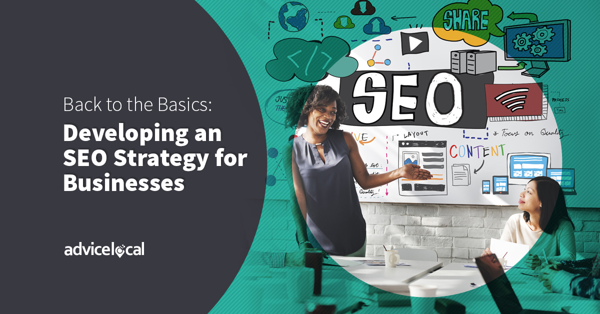 Developing an SEO Strategy for Businesses