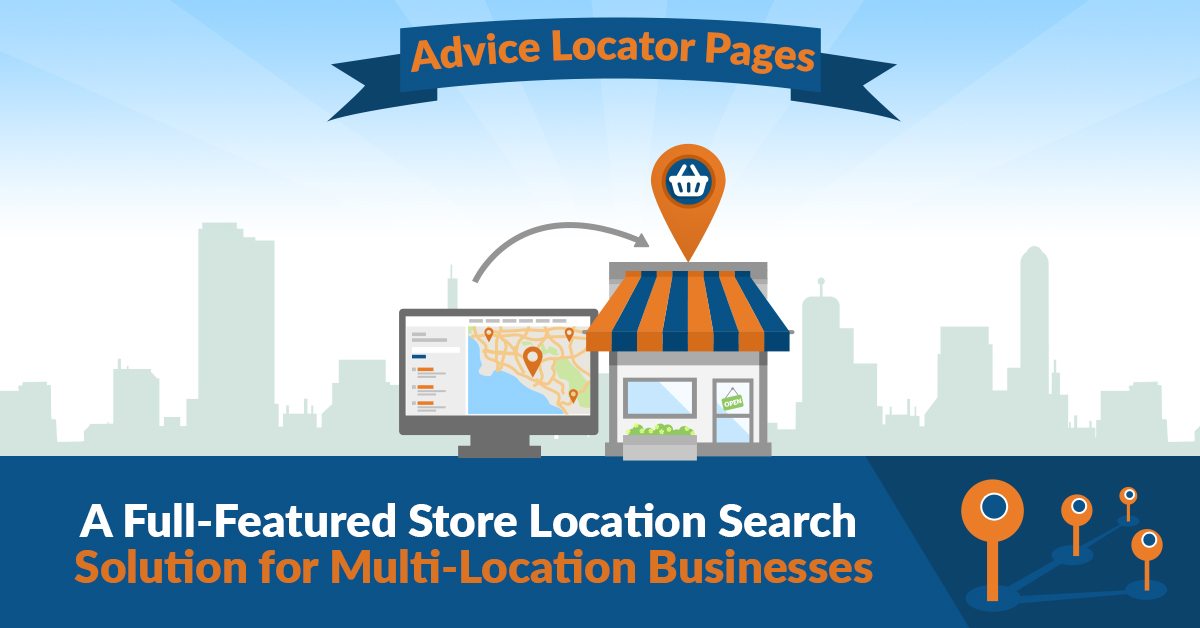 Store Location Search Solution