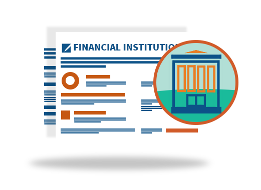 financial institutions vertical