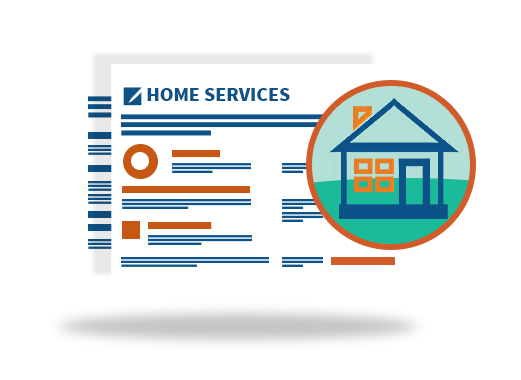 home services vertical