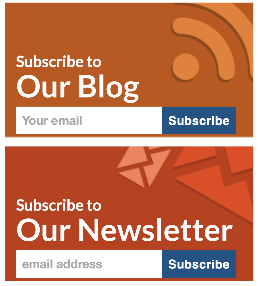 Advice Local - Join Our Email List