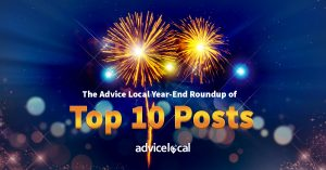 Advice Local's Top 10 Post for 2016