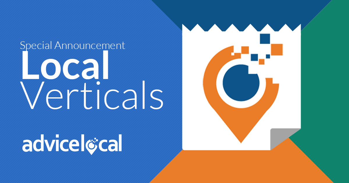 Advice Local Verticals for Healthcare