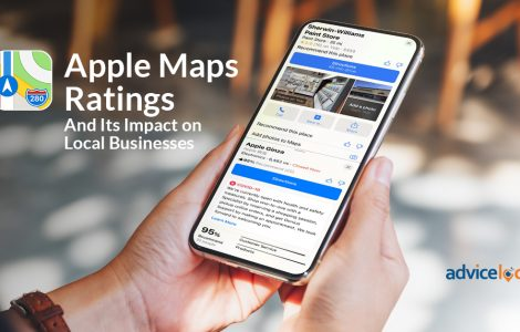 Apple Maps Ratings – And Its Impact on Local Businesses