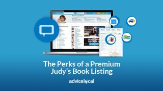 Features of Judy's Book Premium Listings