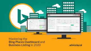 Explore how to use the Bing Places dashboard to manage a listing through Bing Places.
