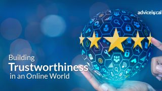 Building Trustworthiness in an Online World