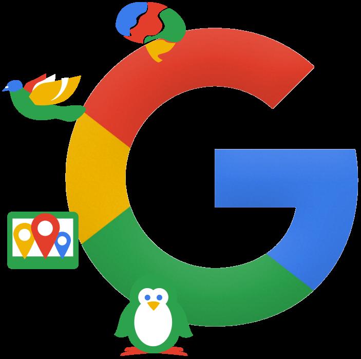 Google's Local SEO Algorithm Updates