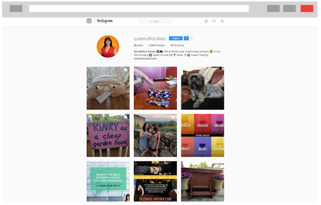 Instagram for Local SEO