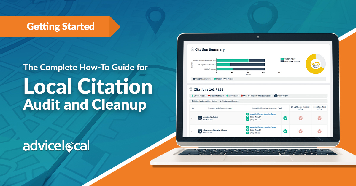 Citation Cleanup Guide