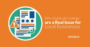 Duplicate Business Listings for Local Businesses