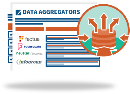 the big four data aggregators