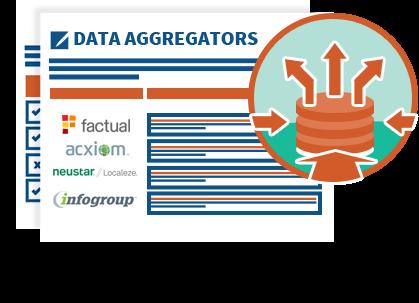 the big four data aggregators