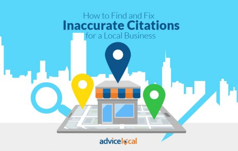 How to Find and Fix Inaccurate Citations for Local Businesses