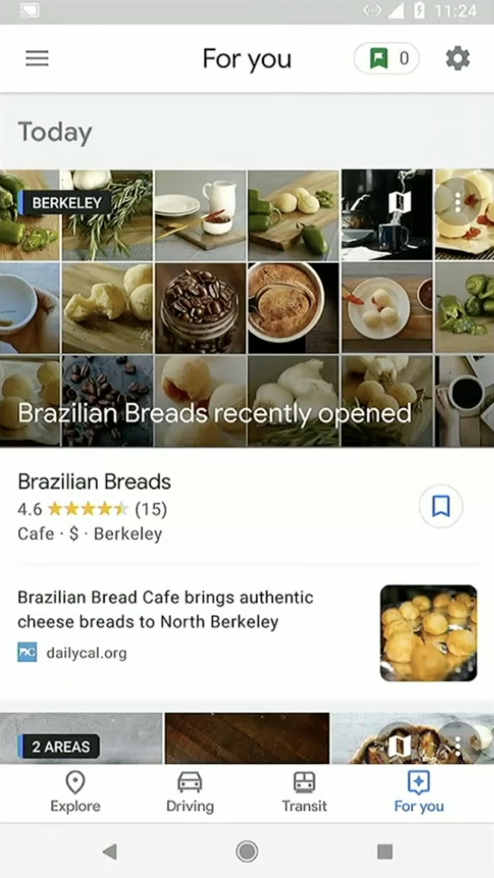 Brazilian Breads GMB Posts