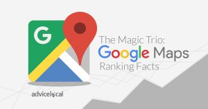 Get the Google Maps Ranking Facts
