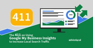 Learn how to use Google My Business Insights step-by-step.