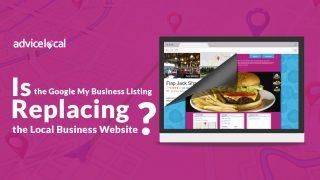 Is Google My Business Replacing Websites?
