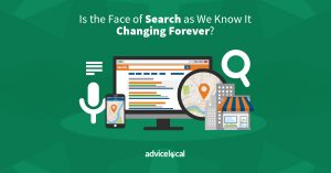 Is the Face of Search as We Know It Changing Forever?