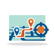 Ensure customers can find the right location