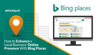 Bing Places helps local businesses enhance their online presence.