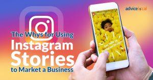Instragram Stories