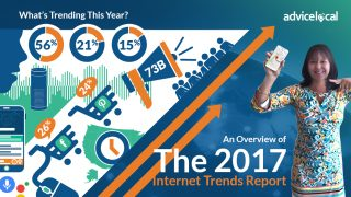 The 2017 Internet Trends Report Infographic
