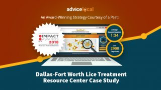 An Award-Winning Strategy Courtesy of a Pest: Dallas-Fort Worth Lice Treatment Resource Center Case Study