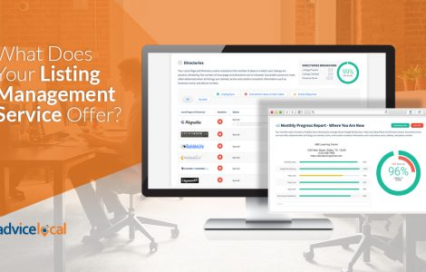 What Does Your Listing Management Service Offer? | Advice Local
