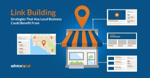 Learn Some of the Link Building Strategies for Local Businesses