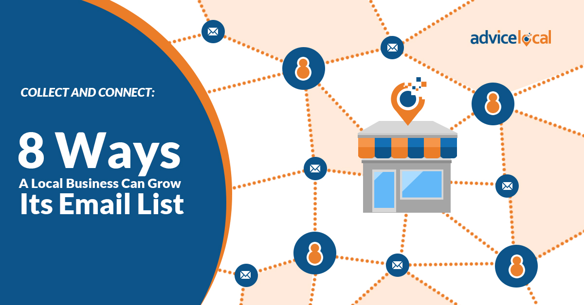 Local Business List Building