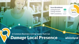 Common Listing Business Listing Issues