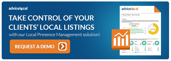 Local Business Listing Solution