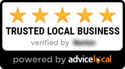 Advice Local Trusted Business Seal