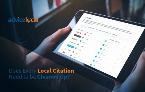 Learn Which Local Citations Need Cleaned Up and How to Get Started